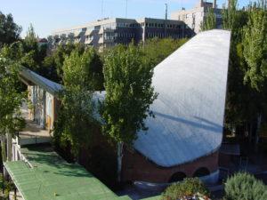 Concurso de Ideas para la Ejecución de un Nuevo Espacio en la Parroquia-Colegio